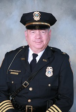 Photo of Police Chief Floyd Golden