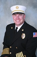 Photo of Chief Jay Riley