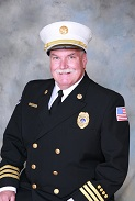 Photo of Battalion Chief Strayton