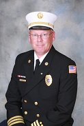Photo of Battalion Chief Ropp