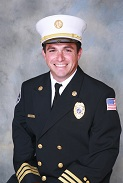 Photo of Battalion Chief Burns